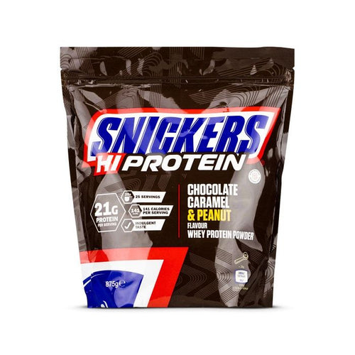 Snickers Protein Powder- Chocolate Caramel & Peanut / 875g