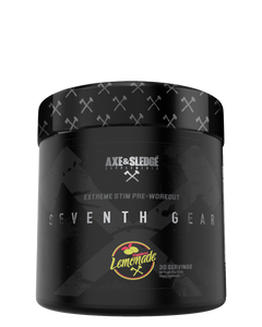 Axe & Sledge Seventh Gear / 30 Serves