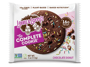 Lenny & Larry's The Complete Cookie- Chocolate Donut
