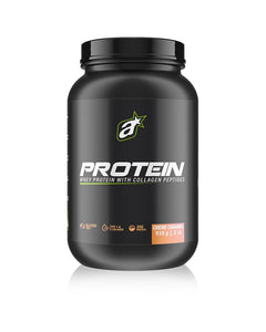 Athletic Sport Whey Protein With Collagen Peptides / 2lbs