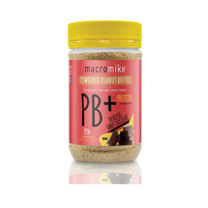 Macro Mike Powered Peanut Butter 180g Jar
