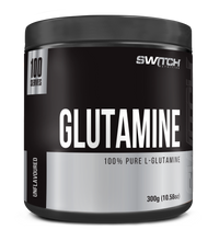 Load image into Gallery viewer, Switch Nutrition Glutamine / 100 Serves