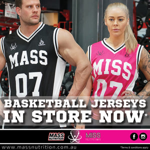 2018 Ryderwear MASS & MISS Jerseys