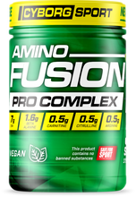 Load image into Gallery viewer, Cyborg Amino Fusion Pro Complex / 30 Serves