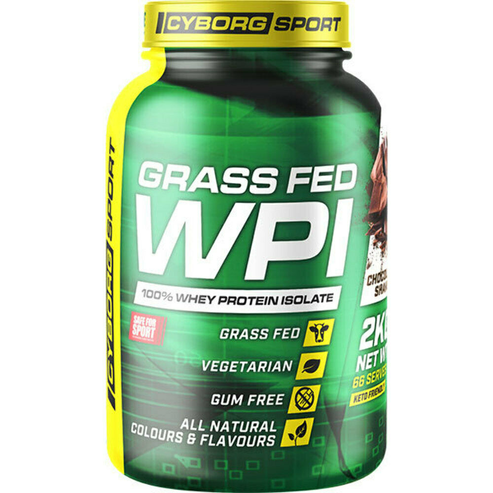 Cyborg Grass Fed WPI