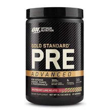 Load image into Gallery viewer, Optimum Nutrition Gold Standard Pre Advanced / 20 Serves