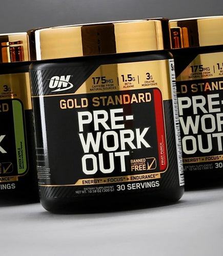 Optimum Nutrition Gold Standard Pre Workout / 30 Serves