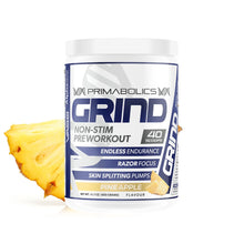 Load image into Gallery viewer, Primabolics Grind Non Stim Pre-Workout / 40 Serves