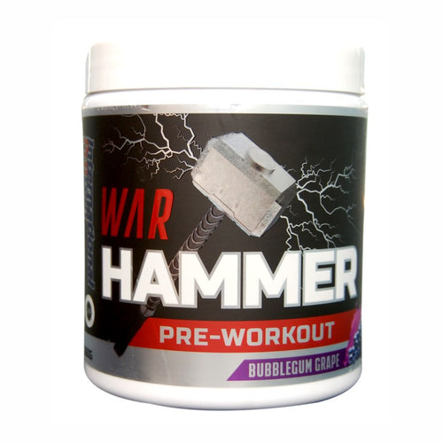 War Hammer Pre Workout / 30 Serves
