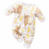 Happy Sloth Banana Babygrow - Sloth Gift shop