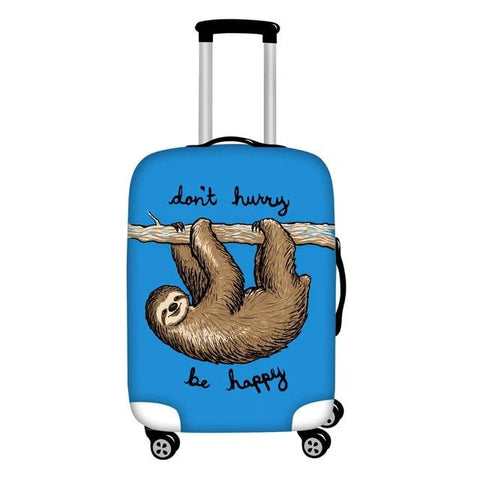 Don't Hang Luggage Cover