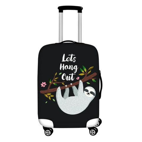 Hang Out Luggage Cover