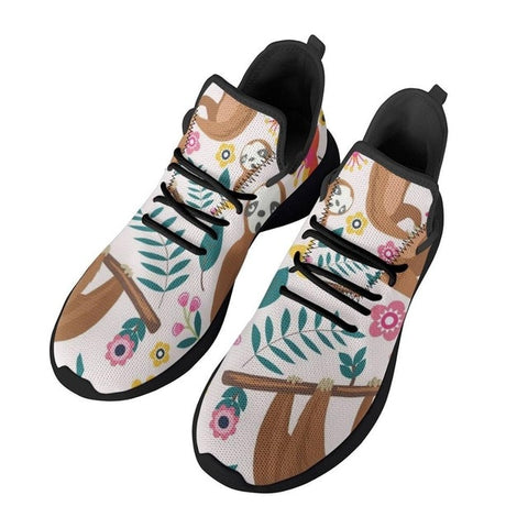 Hanging Flower Sloth Shoes