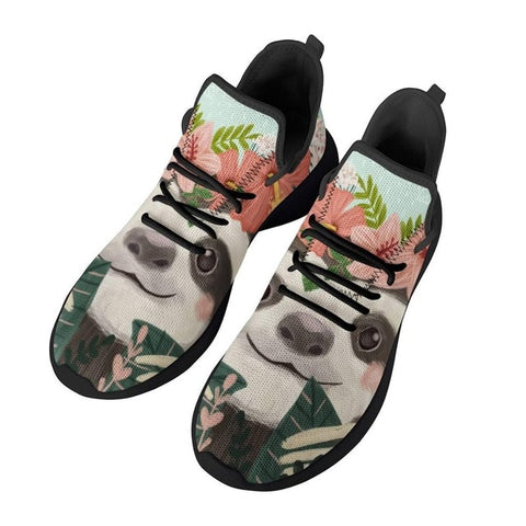 Big Sloth Face Shoes