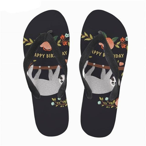 In Love Sloth Sandals