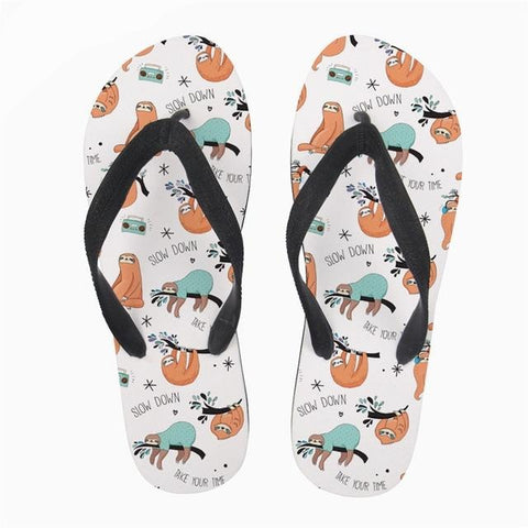 Image of Slow Down Sloth Sandals
