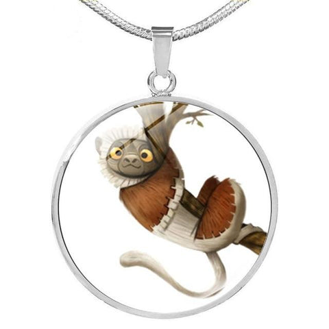 Image of King Sloth Necklace - Sloth Gift shop