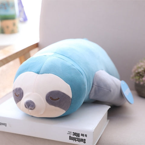 Image of Chubby Sloth Plush Toy - Sloth Gift shop