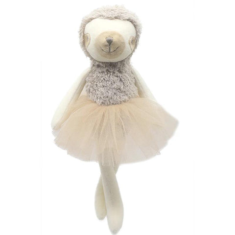 Ballerina Sloth Plush Toy - Sloth Gift shop