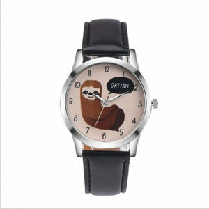 Oktime Sloth Watch - Sloth Gift shop
