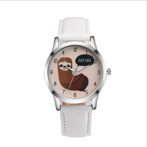 Image of Oktime Sloth Watch - Sloth Gift shop