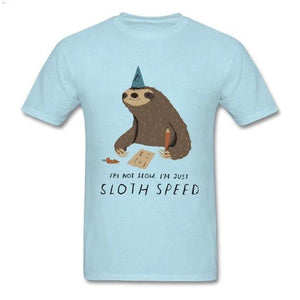 Sloth Speed T-shirt - Sloth Gift shop