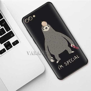 Special Sloth Huawei Case