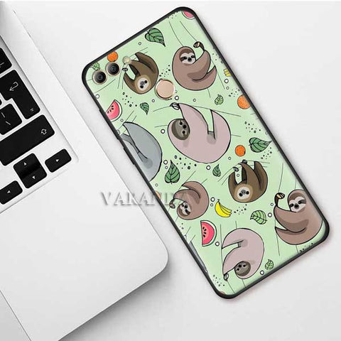 Hobby of Sloth Huawei Case