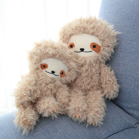 Image of Flurry Sloth Plush Toy - Sloth Gift shop