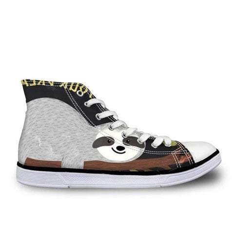Wise Face of Sloth Shoes - Sloth Gift shop