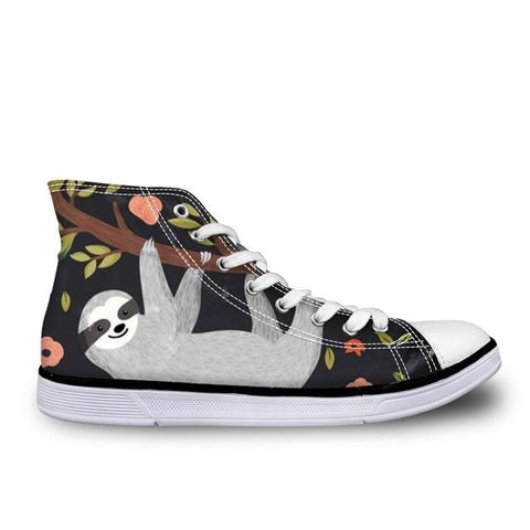 Sloth Silly Face Shoes - Sloth Gift shop
