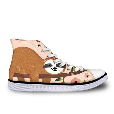 Chubby Face Sloth Shoes - Sloth Gift shop