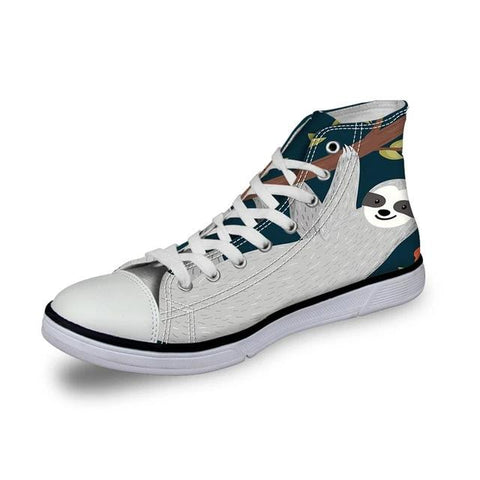 White Sloth Shoes - Sloth Gift shop
