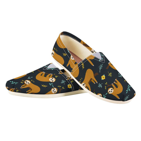 Sloth Navy Shoes