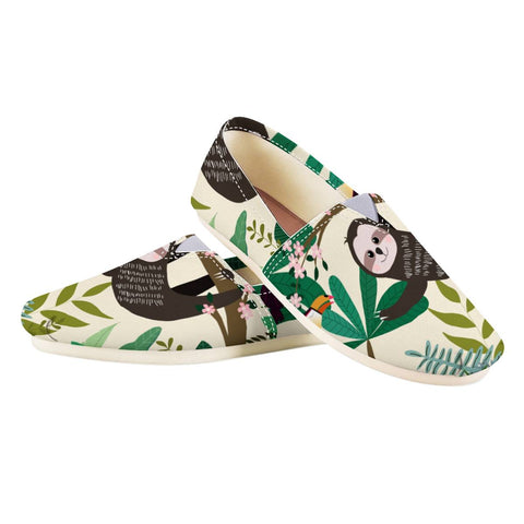 SlothBrown Shoes - Sloth Gift shop