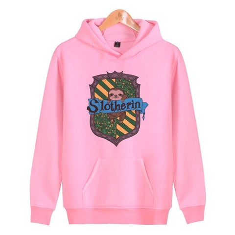 Image of Slotherin Hoodie - Sloth Gift shop