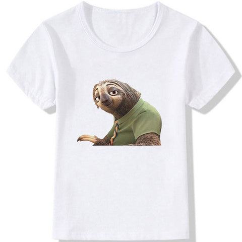 Image of Wazzup Sloth T-shirt