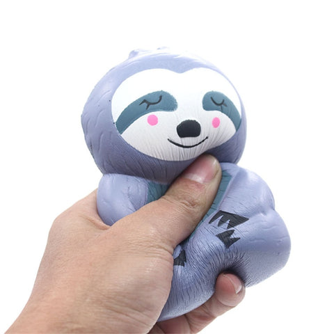 Squeeze Sloth Toy - Sloth Gift shop