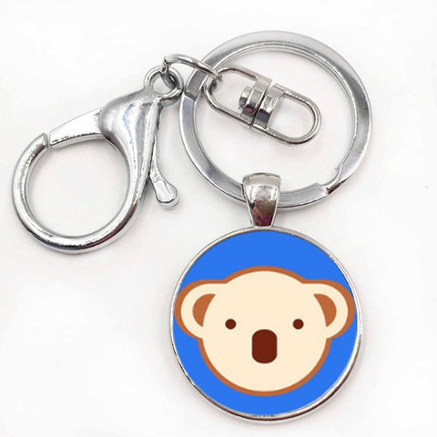 Image of Baby Face Sloth Keyring