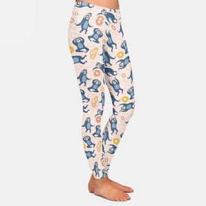 Raise Sloth Hands Leggings - Sloth Gift shop