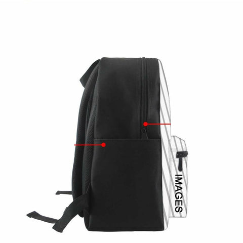 Image of Hiking Sloth Tram Travel Backpack