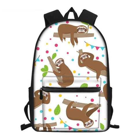Image of Sloth Festival Travel Backpack