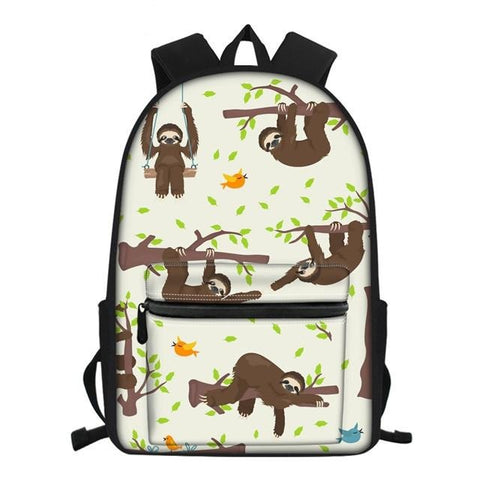 Climb Sloth Travel Backpack