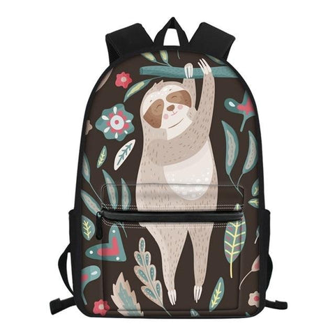 Image of One Sloth Butt Travel Backpack