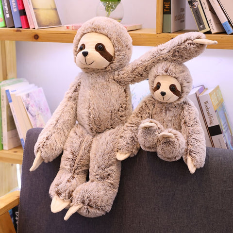 Lovely Sloth Plush Toy