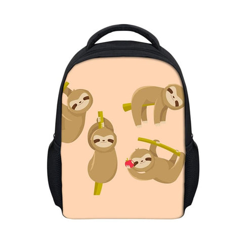 Baby Sloth Travel Backpack