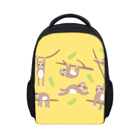 Monkey Business Sloth Travel Backpack