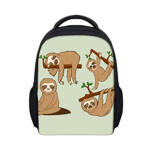 Idle Sloth Travel Backpack