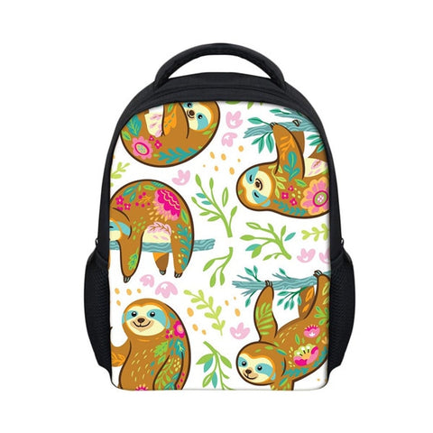 Kinds of Moods Sloth Travel Backpack