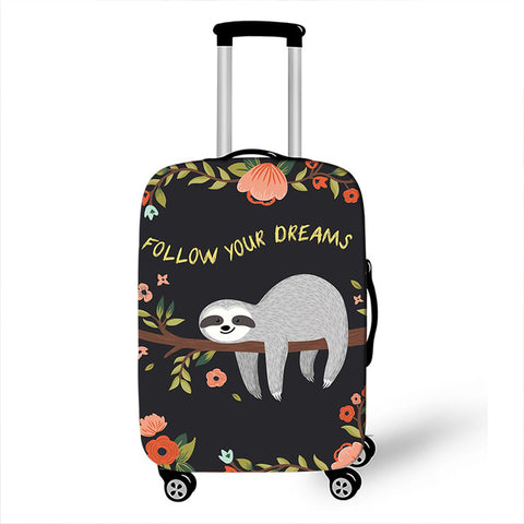 Dreamer Luggage Cover